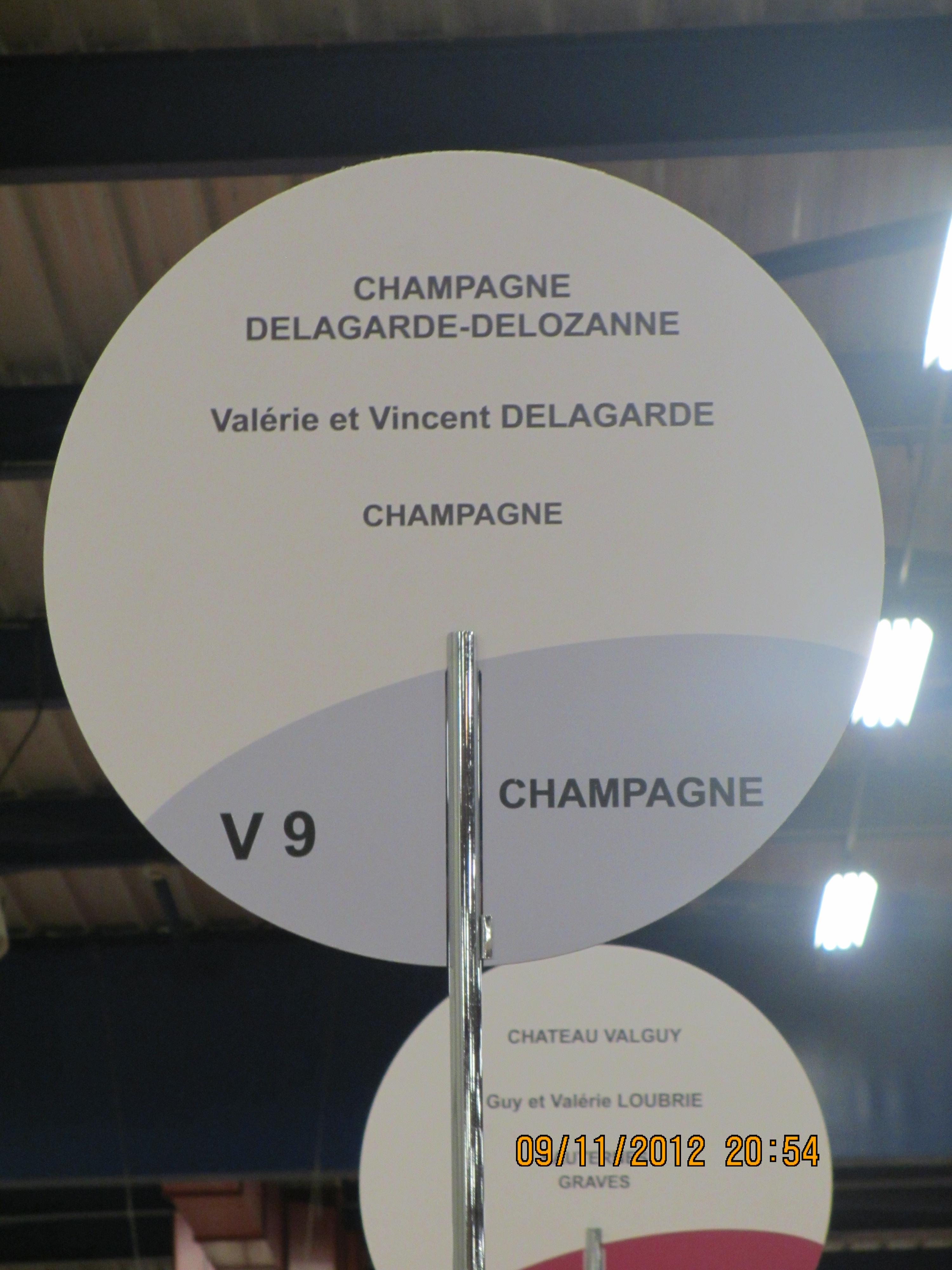 Le salon des vignerons ind pendants de reims se termine - Salon des vignerons independants bordeaux ...